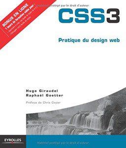 Couverture Css3 Hugo Giraudel Raphael Goetter