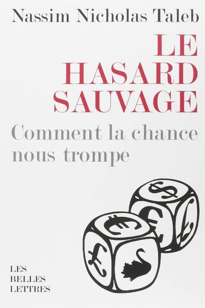 Couverture Hasard Sauvage Nassim NIcholas Taleb