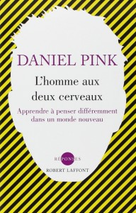 Couverture Homme Deux Cerveaux Daniel Pink