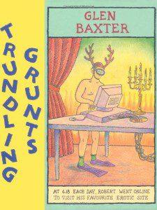 Couverture Trundling Grunts Glen Baxter