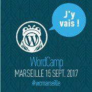 WordCamp Marseille J'y vai