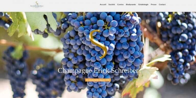 Site Champagne-schreiber.fr