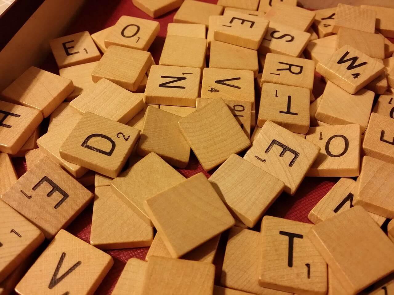 Scrabble Bien Nommer Fichiers