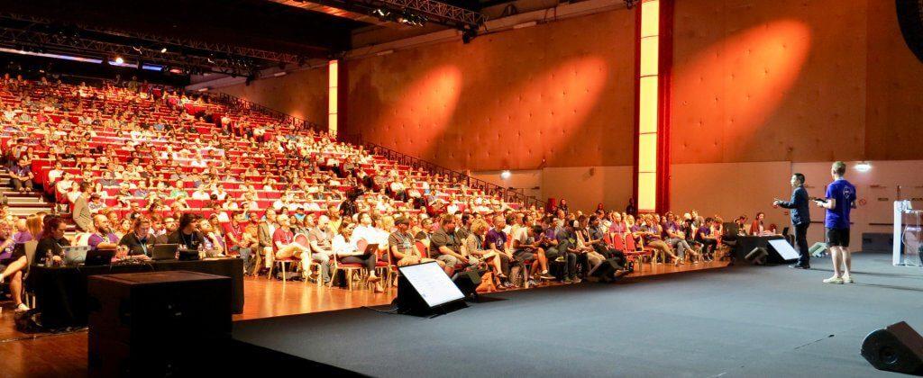 Wordcamp Europe 2017 John Meada