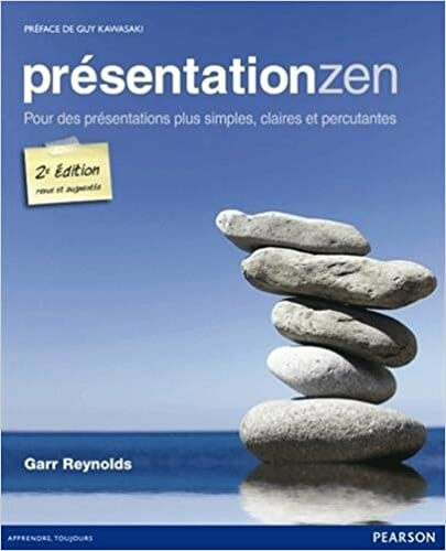 Couverture Presentation Zen, Garr Reynolds