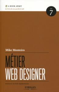 Métier Couveture Web Designer, Mike Monteiro