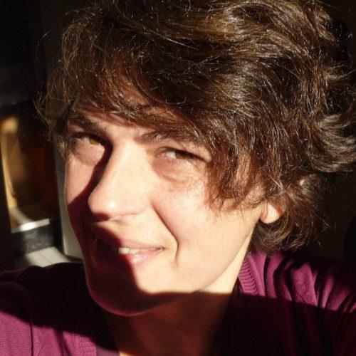 Portrait d'Alison Vieuxmaire.