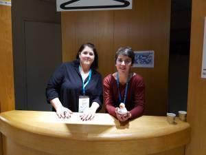 WordCamp Bordeaux 2019 Mélina et Marie