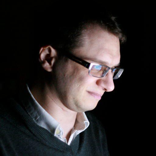 Portrait de Xavier Mouton-Dubosc.