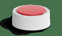 Bouton rouge connecté de bt.tn.