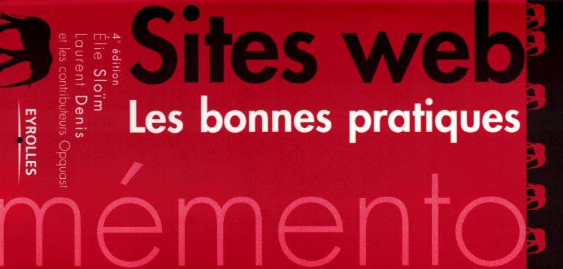 Mémento Sites Web Les Bonnes Pratiques.