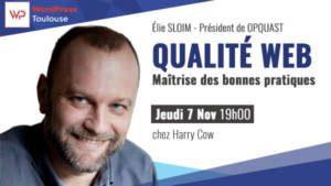 Meetup Visuel Élie Sloïm 7 novembre 2019.