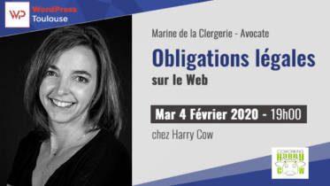 Affiche Meetup Marine de la Clergerie 4 Fev 2020