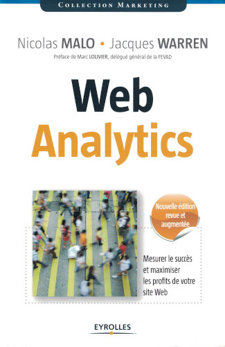 Web Analytics Nicolas Malo Jacques Warren 325x500