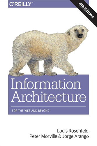 Information Architecture For The Web Beyond 333x500