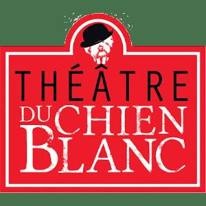 Logo Theatre Chien Blanc
