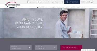 vue aric-assurances.fr