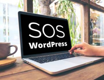SOS WordPress